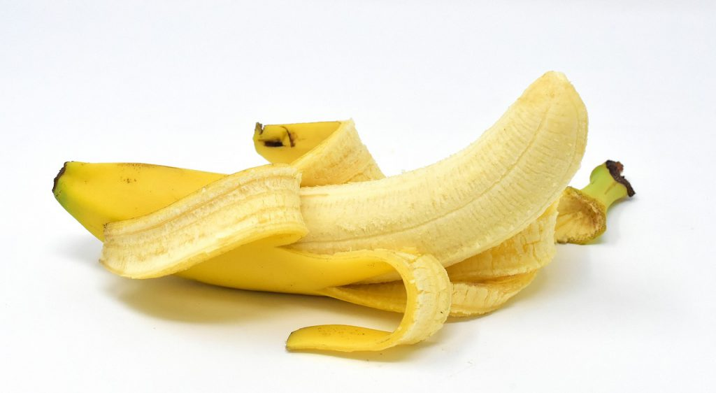 banana prende o intestino