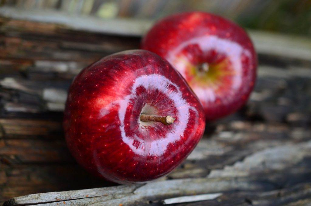 maçã é saudável