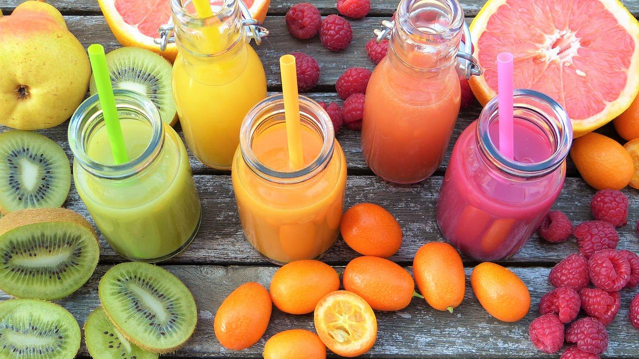 melhor suco detox de laranja